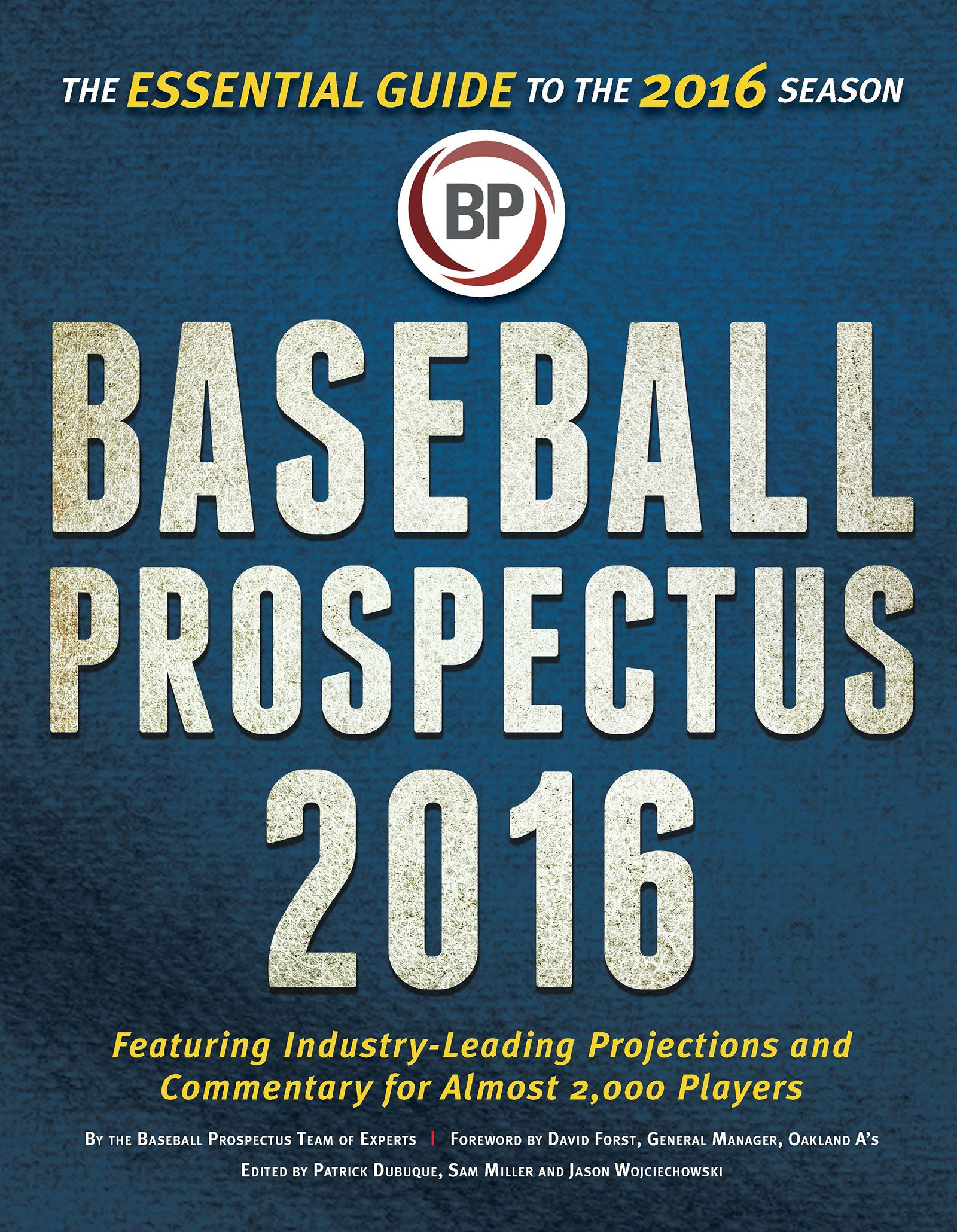 BP 2016 cover
